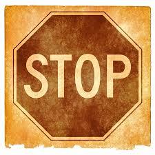Stop it again!!!