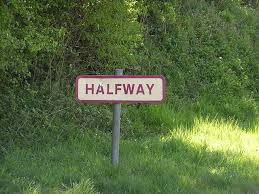 What's it like to do it halfway?