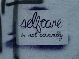 Caring for myself is not self-indulgence