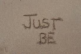 Just be (me)