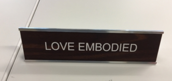 I am Love Embodied