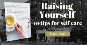 Raising Yourself